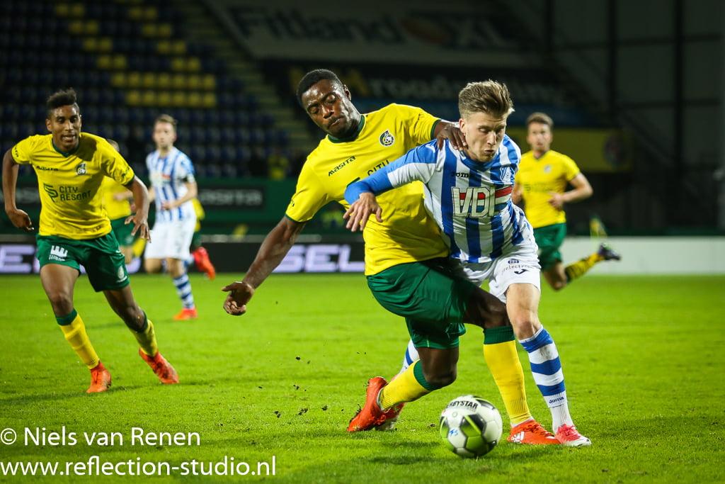 Fortuna Sittard 2 FC Eindhoven 2