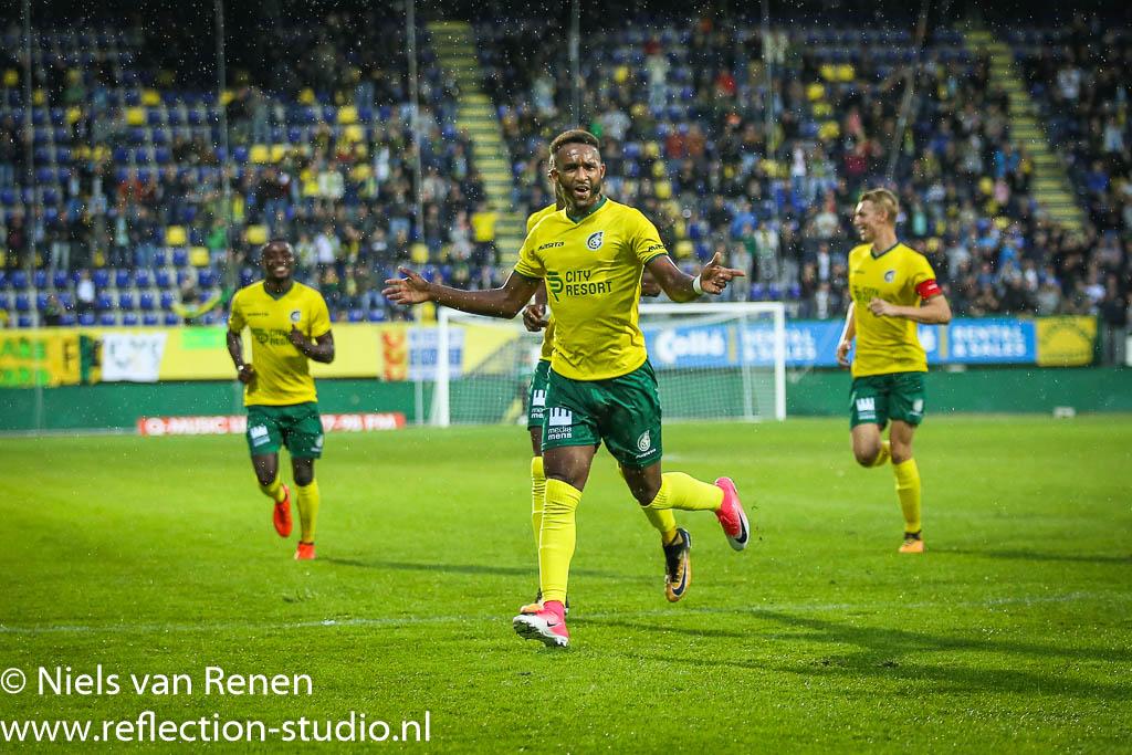 Semedo geschorst tegen FC Eindhoven