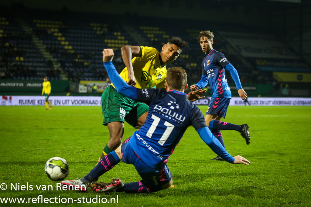 Fortuna Sittard 2 Go Ahead Eagles 1