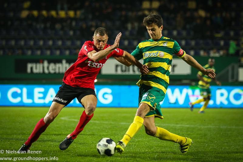 Fortuna oefent tegen Helmond Sport