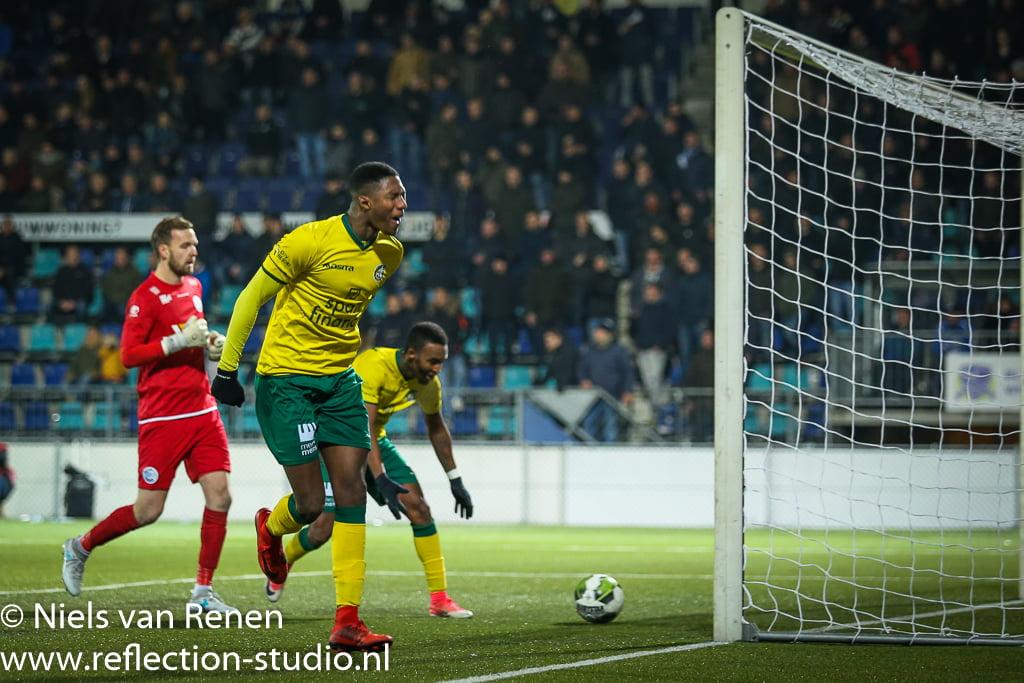 FC Den Bosch 2 Fortuna Sittard 4