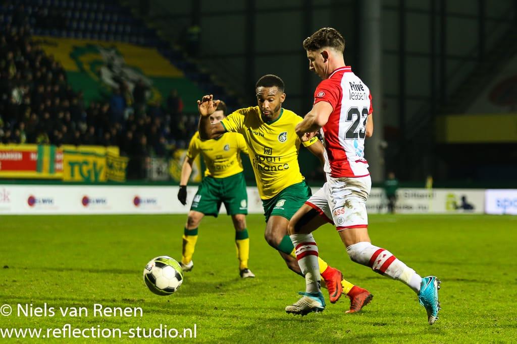 Fortuna Sittard 1 FC Emmen 2