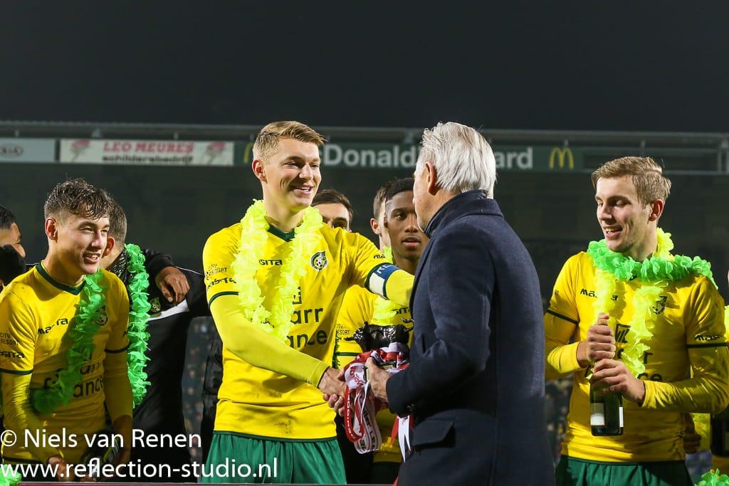 Marwijk & Bommel naar WK