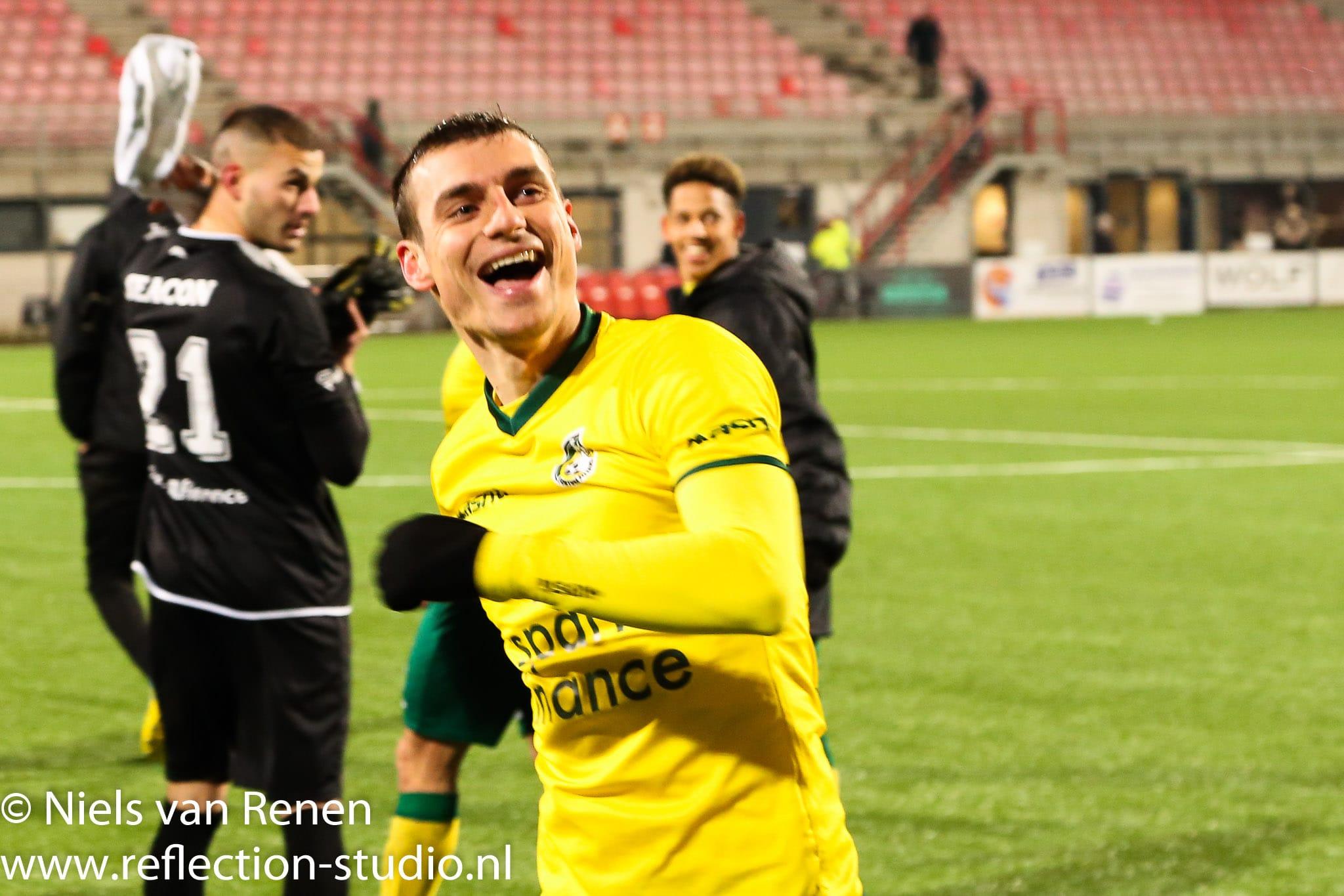 FC Oss 1 Fortuna Sittard 2