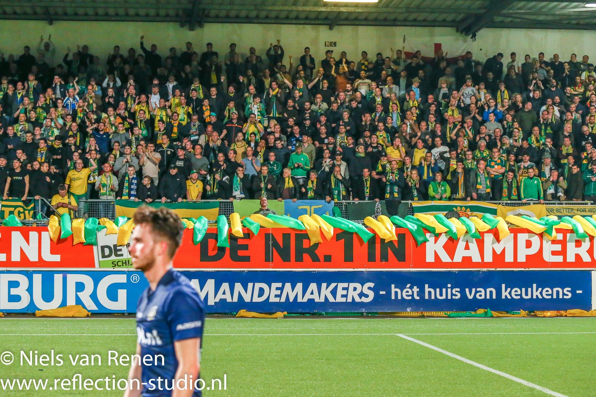 RKC Waalwijk 1 Fortuna Sittard 1