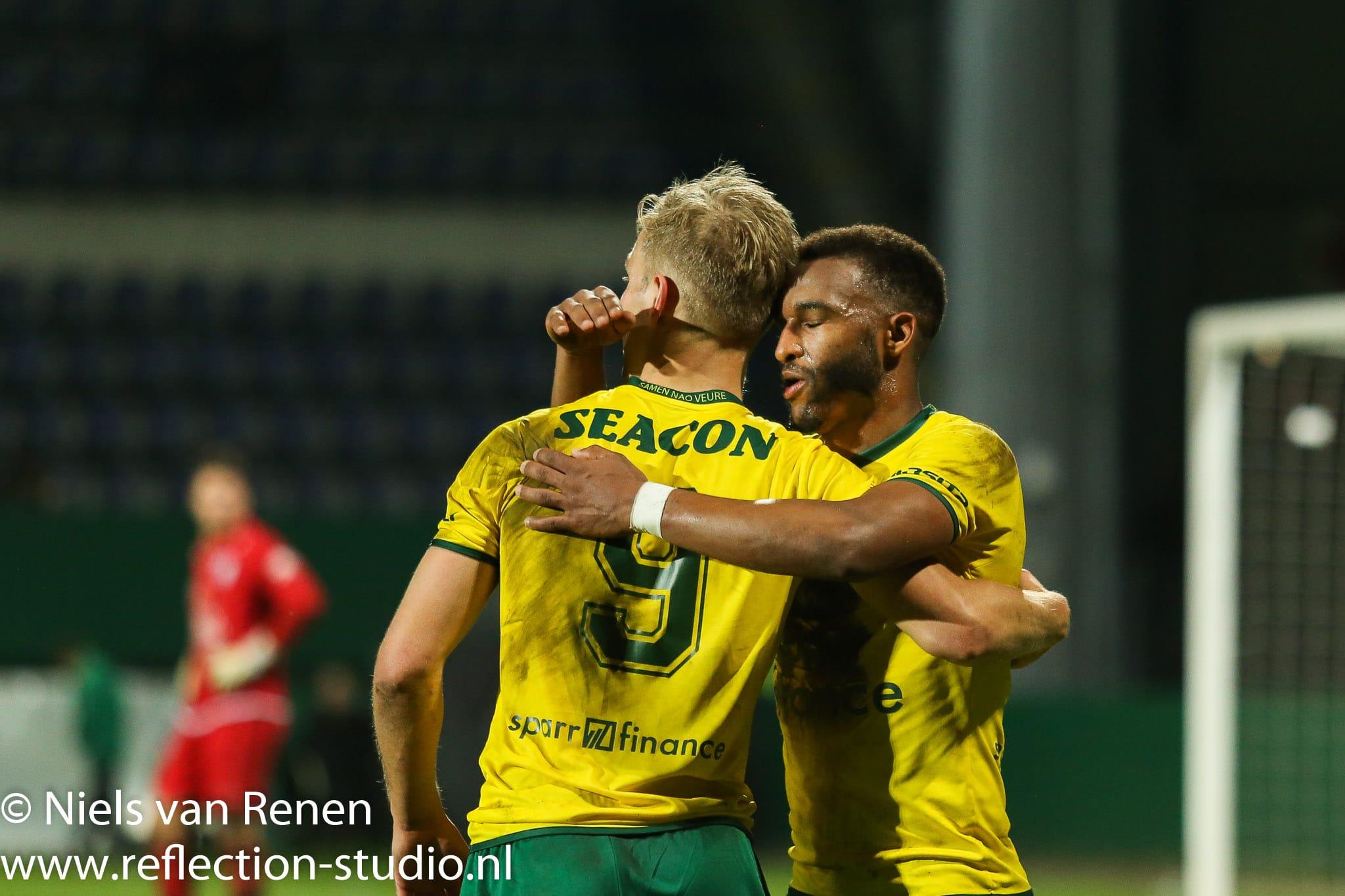 Fortuna Sittard 2 FC Den Bosch 0