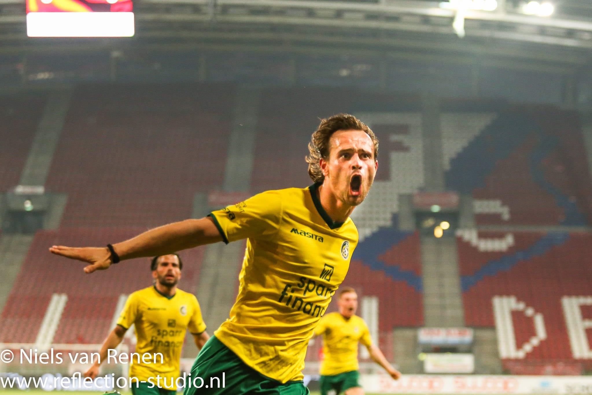 Jong FC Utrecht 0 Fortuna Sittard 1