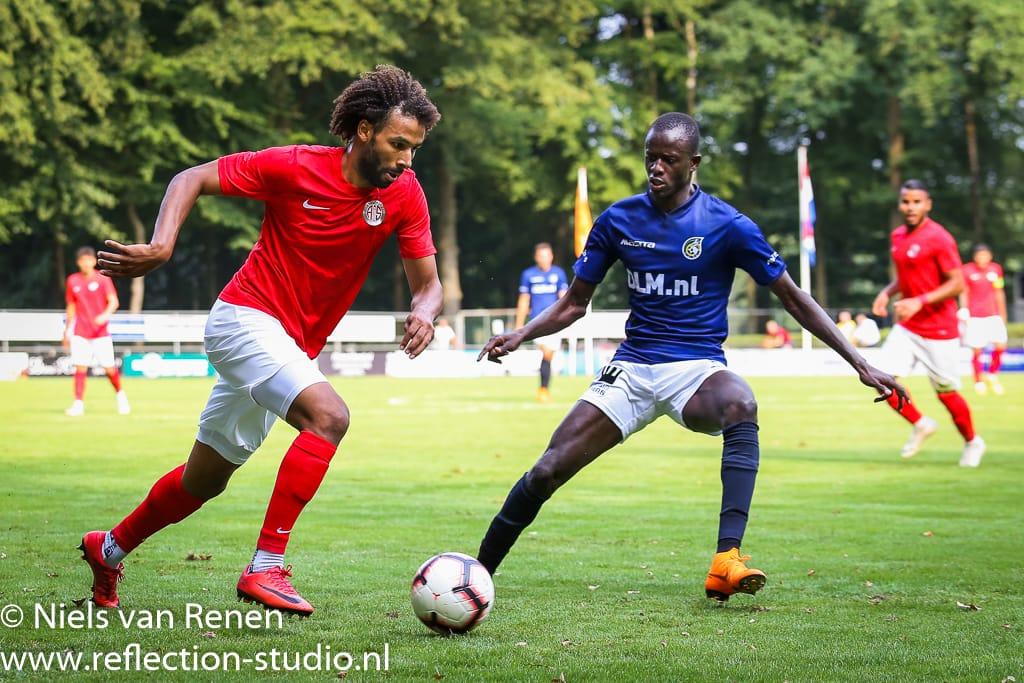 Amadou Ciss vier jaar Fortunees