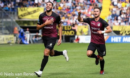 NAC Breda 2 Fortuna Sittard 3