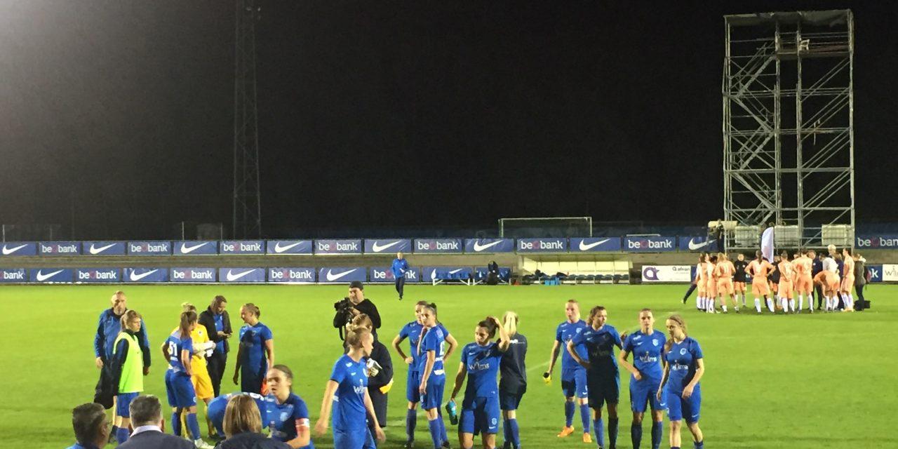 KRC Genk Ladies 0 RSC Anderlecht Women 0