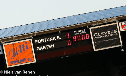 Fortuna Sittard 3 PEC Zwolle 0