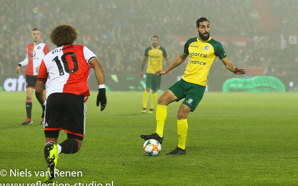 Kaartverkoop Feyenoord-Fortuna