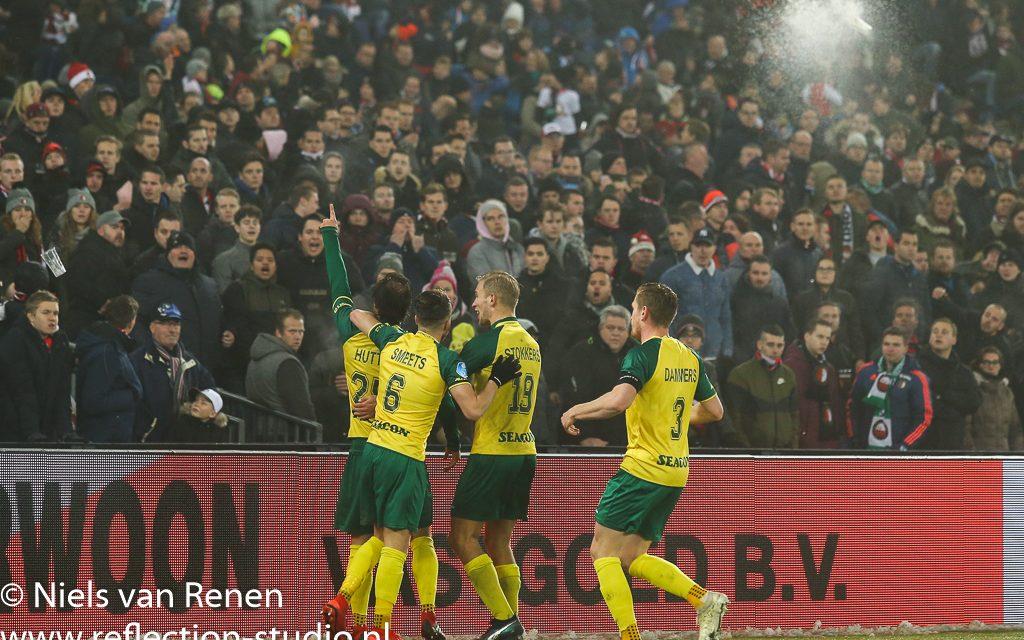 Fortuna loot Feyenoord