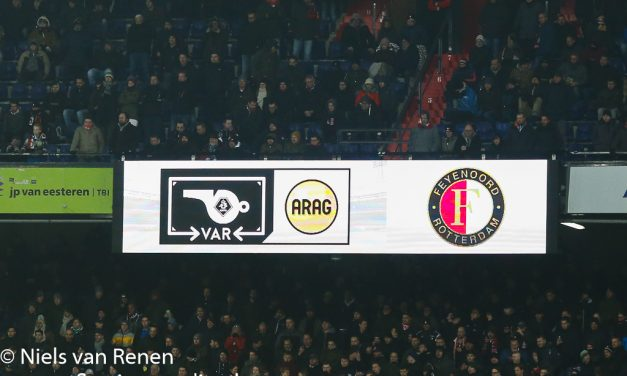 Feyenoord 4 Fortuna Sittard 1