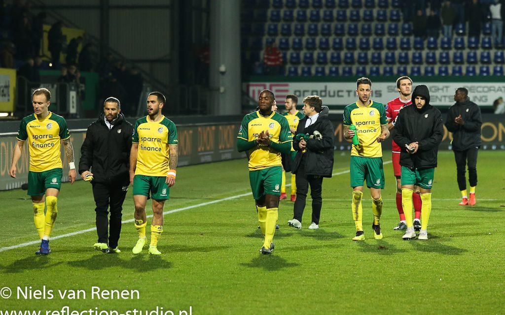 Fortuna Sittard 2 SC Heerenveen 4