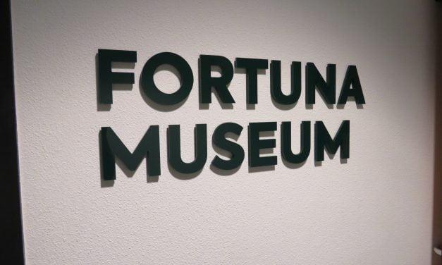 Fortuna Museum geopend