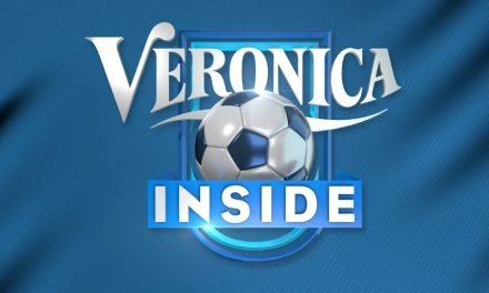 Geel/groen getint 'Veronica Inside'