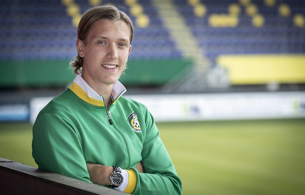 Fortuna contracteert Raitanen