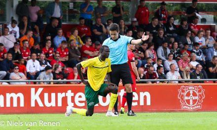 Bayer 04 Leverkusen 0 Fortuna Sittard 1