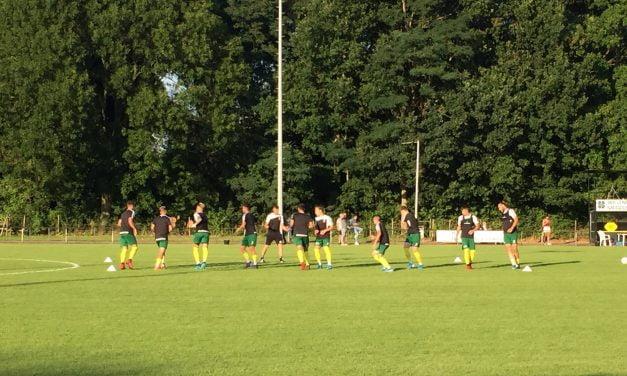 SV Meerssen 1 Fortuna Sittard 8