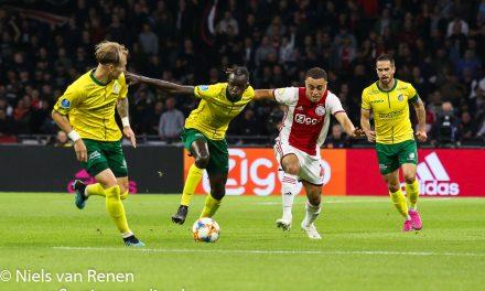 Ajax 5 Fortuna Sittard 0