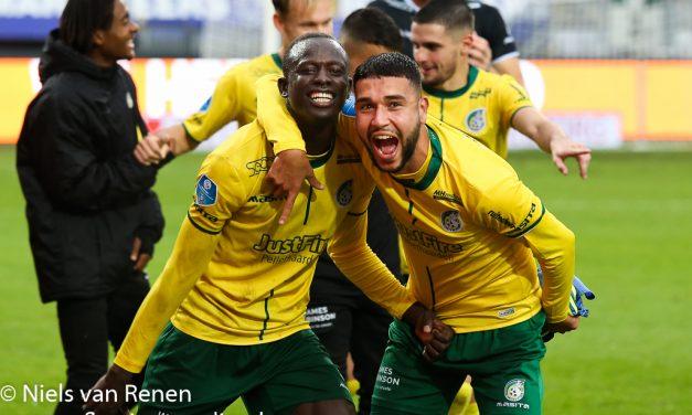Fortuna Sittard 4 Feyenoord 2