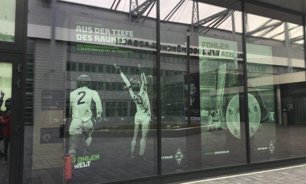 Unterwegs in Sachen Fußball: 'FohlenWelt'