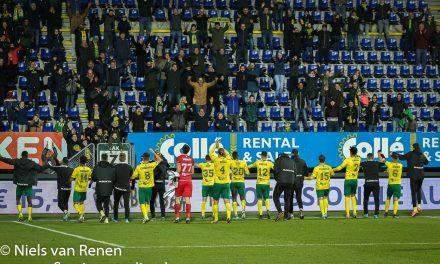 Fortuna Sittard 1 ADO Den Haag 0