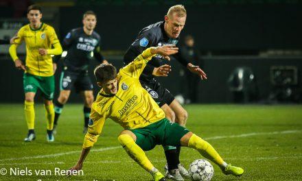 Fortuna Sittard 3 ADO Den Haag 0