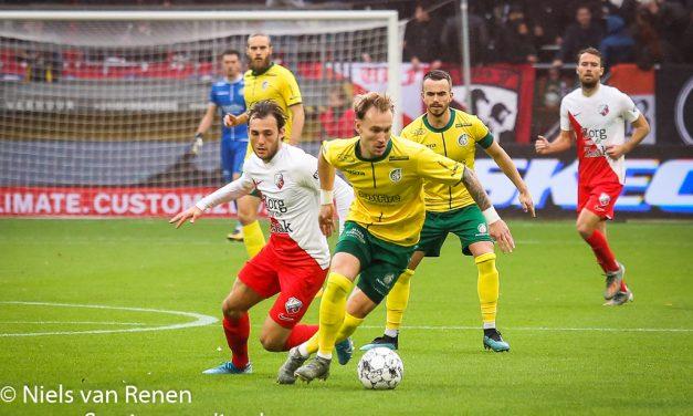 Opstelling tegen FC Utrecht
