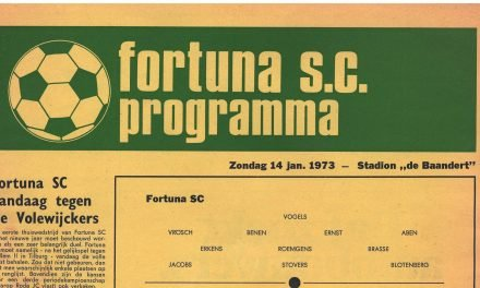 Fortuna en haar programmaboekjes