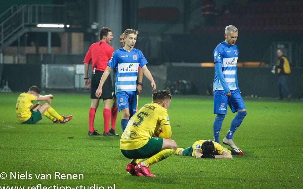 Fortuna Sittard 1 PEC Zwolle 1
