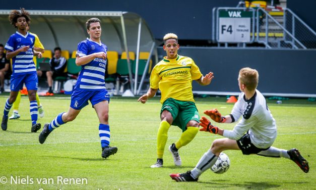 Fortuna Sittard 9 RKSV Bekkerveld 1