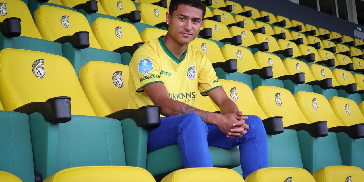 Veron Parkes naar FC Dordrecht