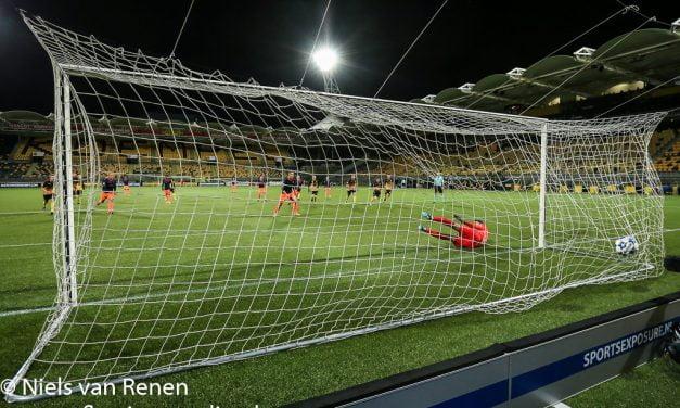 Fortuna naar achtste finale KNVB beker