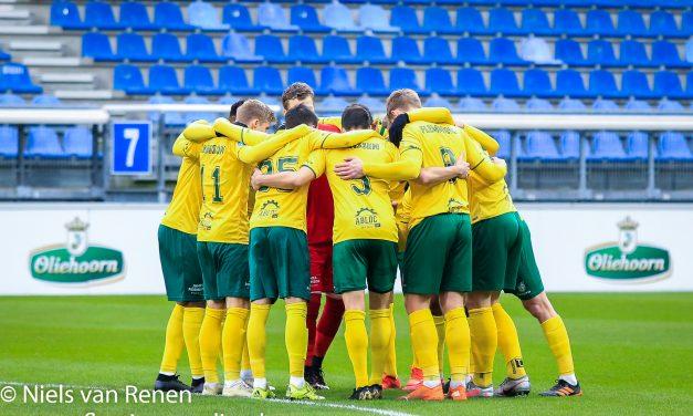 SC Heerenveen 1 Fortuna Sittard 3