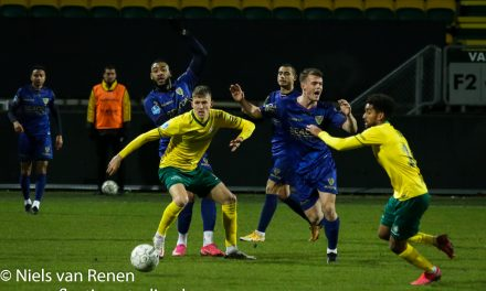Fortuna Sittard 3 VVV Venlo 2