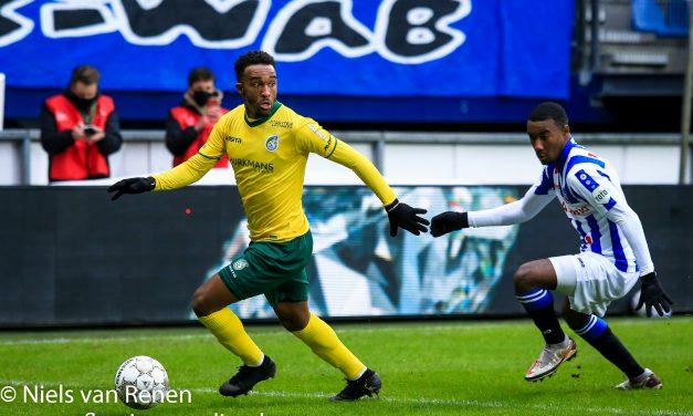 Semedo door naar Afrika Cup