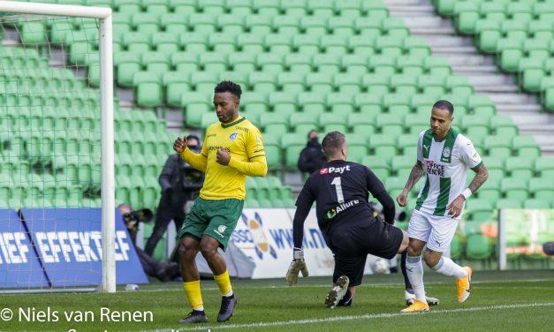 FC Groningen 1 Fortuna Sittard 0
