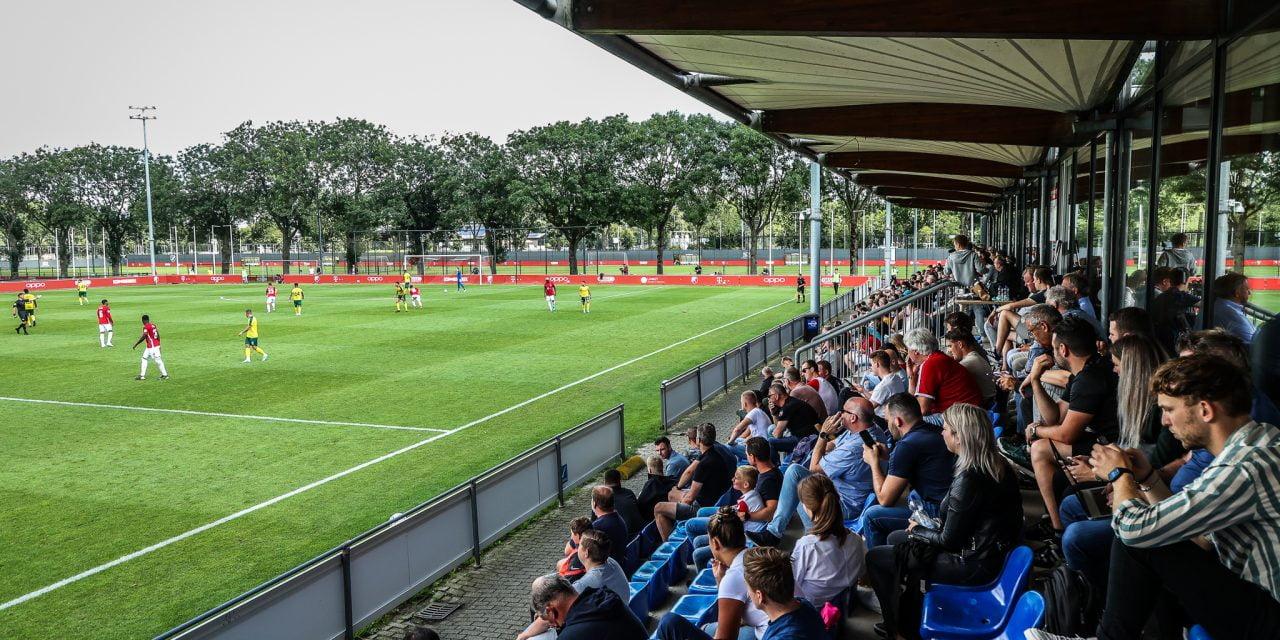 FC Utrecht 2 Fortuna Sittard 3