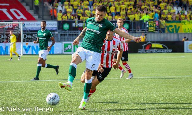 Sparta Rotterdam 3 Fortuna Sittard 1