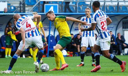 SC Heerenveen 1 Fortuna Sittard 0