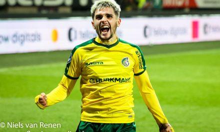 Fortuna Sittard 1 SC Cambuur 0